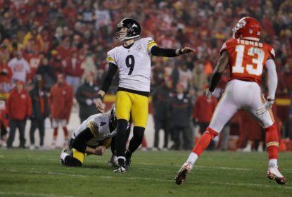 Pittsburgh Steelers vence Kansas City Chiefs com seis field goals de Chris Boswell - The Playoffs