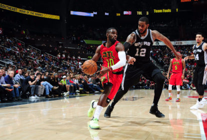 Atlanta Hawks vence San Antonio Spurs depois de uma prorrogação - The Playoffs