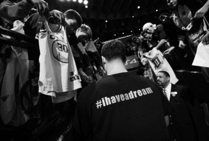 Golden State Warriors vence Cleveland Cavaliers com um placar histórico - The Playoffs