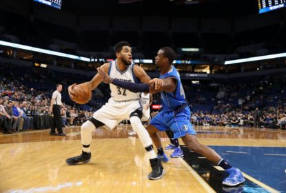 Timberwolves vencem Mavericks e dão adeus a jejum de quatro derrotas seguidas - The Playoffs