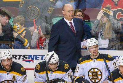 Boston Bruins demite o treinador Claude Julien - The Playoffs