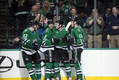Com início arrasador, Stars derrotam Maple Leafs por 6 a 3 - The Playoffs