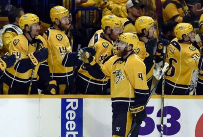 Em jogo de 9 gols, Nashville Predators vence Edmonton Oilers - The Playoffs