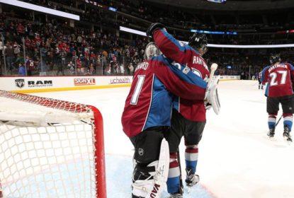 Com direito a hat trick, Avalanche derrota Canadiens por 4 a 0 - The Playoffs