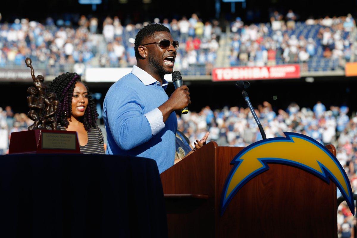 Ex-RB dos Chargers é contra mudança dos Raiders para Las Vegas