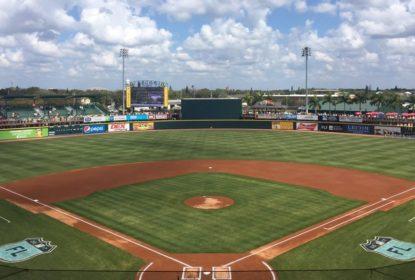 Times da MLB decidem realizar Spring Training em suas próprias cidades - The Playoffs