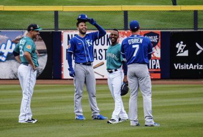 Com home run de Paulo Orlando, Royals vencem Mariners em jogo do Spring Training - The Playoffs