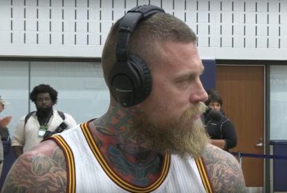 Lesionado, Chris Andersen é negociado pelo Cleveland Cavaliers com o Charlotte Hornets - The Playoffs