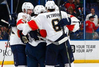Com gol nos segundos finais da partida, Florida Panthers bate St. Louis Blues - The Playoffs