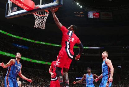 John Wall quer levar Wizards à final da NBA - The Playoffs