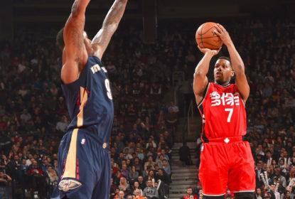 Kyle Lowry salva a noite e Toronto Raptors vence New Orleans Pelicans na prorrogação - The Playoffs