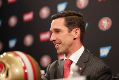 Shanahan se mostra frustrado com incompreensão sobre protesto de Kaepernick - The Playoffs