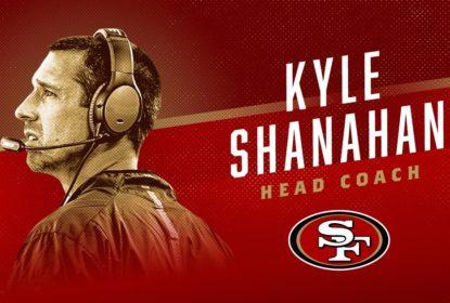 Kyle Shanahan, enfim, é confirmado como novo técnico dos 49ers - The Playoffs