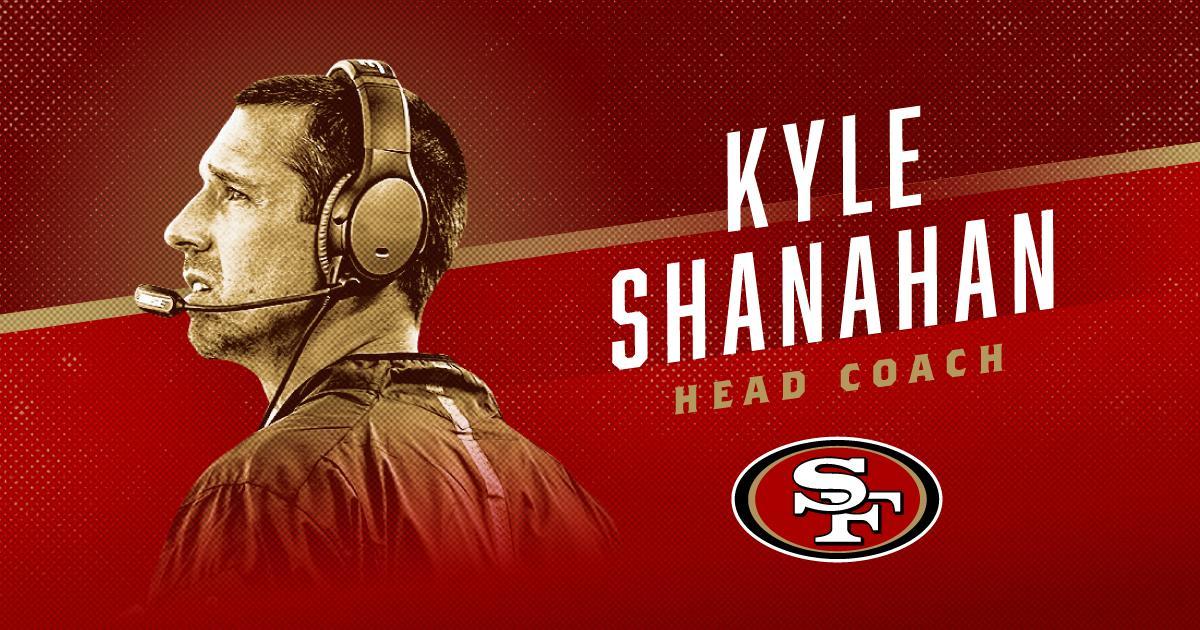 Kyle Shanahan é o novo técnico dos 49ers