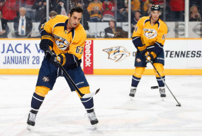 Nashville Predators coloca Mike Ribeiro na lista de dispensa - The Playoffs