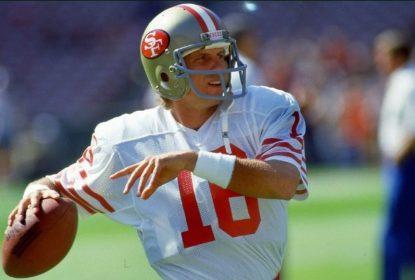 Joe Montana acha injustas as comparações com Tom Brady - The Playoffs