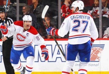 No overtime, Canadiens vencem de virada Devils - The Playoffs