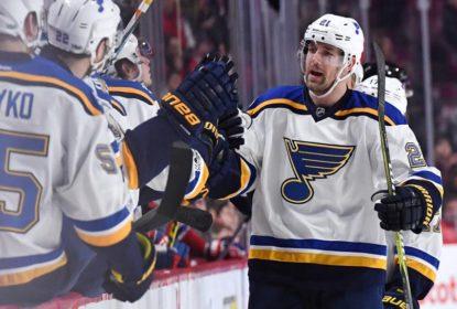 Patrik Berglund renova contrato com St. Louis Blues - The Playoffs