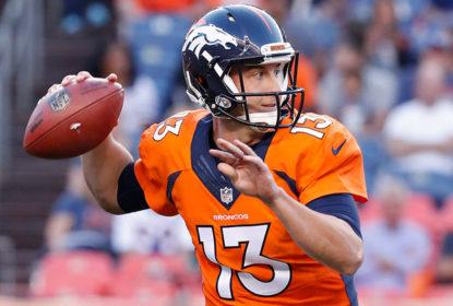 Titans contratam Trevor Siemian como quarterback reserva - The Playoffs