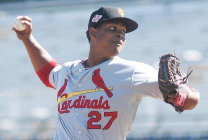 St. Louis Cardinals coloca Alex Reyes na lista de lesionados - The Playoffs