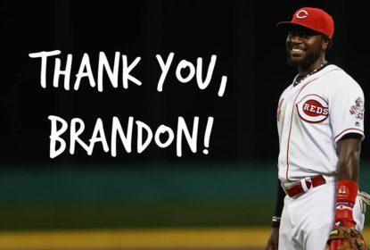 Brandon Phillips, do Cincinnati Reds, é trocado com Atlanta Braves - The Playoffs
