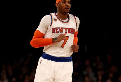Knicks decididos a trocar Carmelo Anthony na Offseason - The Playoffs