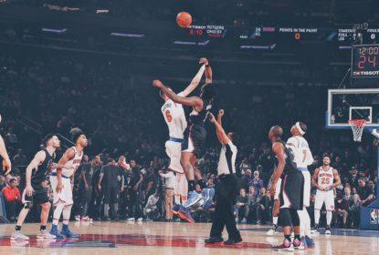 Clippers vencem Knicks em partida disputadíssima do começo ao fim - The Playoffs