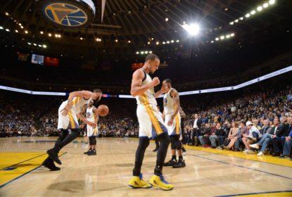 Com Stephen Curry calibrado e 50 pontos no mesmo período, Warriors vencem Clippers - The Playoffs