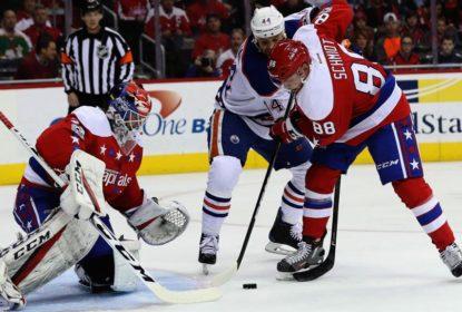 Em confronto de gerações, Capitals batem Oilers - The Playoffs