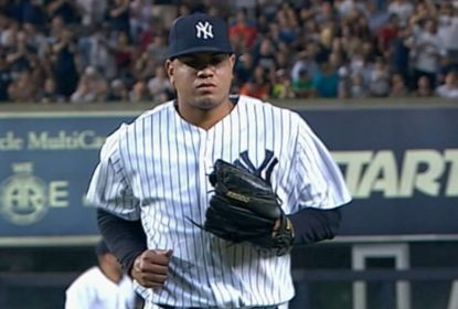 New York Yankees derrota Dellin Betances em caso de arbitration - The Playoffs