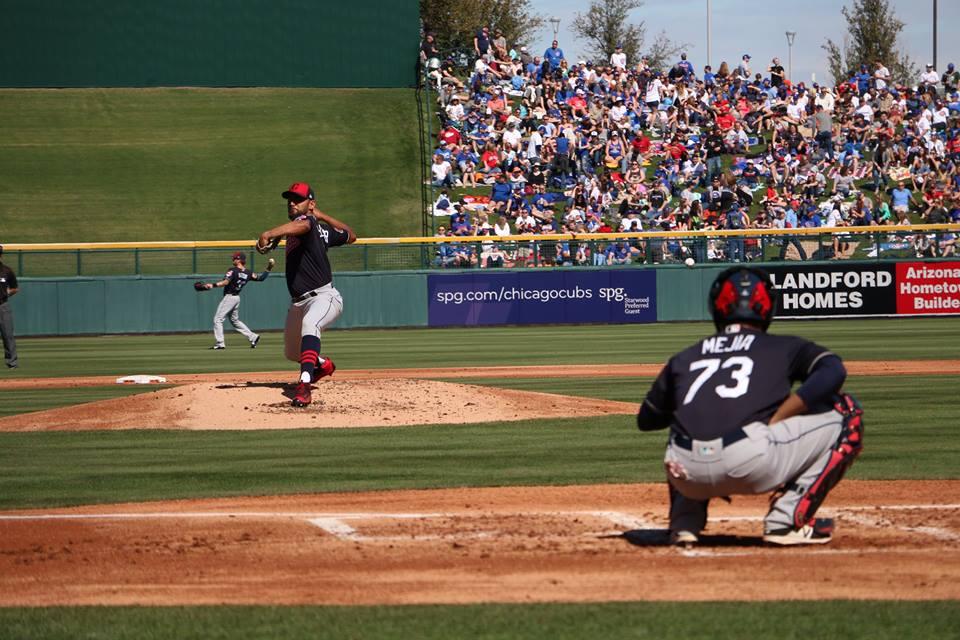 Cleveland Indians e Chicago Cubs fazem reencontro pós-World Series