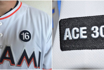Marlins usarão patch '16' no uniforme em homenagem a Jose Fernandez; Royals terão 'ACE 30' por Ventura - The Playoffs
