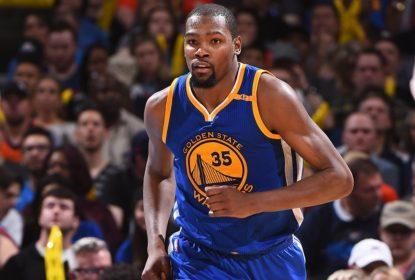 Com boa recuperação, Kevin Durant pode retornar ainda na temporada regular - The Playoffs