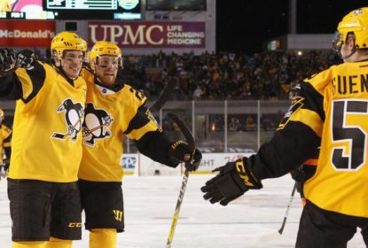 Pittsburgh Penguins vence Philadelphia Flyers no Stadium Series da NHL - The Playoffs