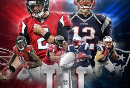 [PRÉVIA] Super Bowl LI: New England Patriots @ Atlanta Falcons - The Playoffs