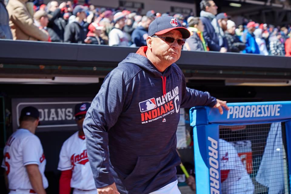 Terry Francona não assistiu à derrota dos Indians no jogo 7 da World Series