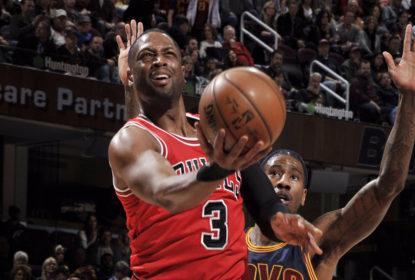Com Butler e Wade, Bulls vencem Cavs sem LeBron - The Playoffs