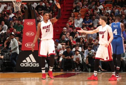 Miami Heat vence Philadelphia 76ers com grande atuação de Whiteside - The Playoffs