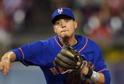 Com nariz quebrado, Wilmer Flores está fora do resto da temporada nos Mets - The Playoffs