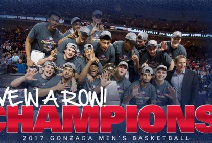 Gonzaga bate Saint Mary's e conquista o título da West Coast Conference - The Playoffs