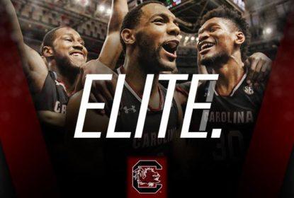 South Carolina bate Baylor e avança para o Elite 8 pela primeira vez na história - The Playoffs