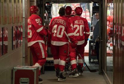 Detroit Red Wings encerra sequência de 25 anos indo aos playoffs - The Playoffs