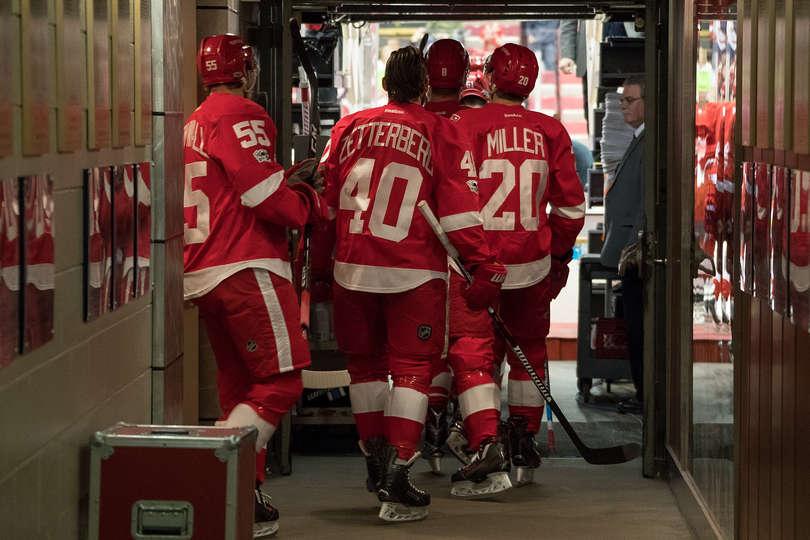 Detroit Red Wings encerra sequência de 25 anos indo aos playoffs