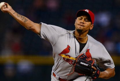 St. Louis Cardinals anuncia Carlos Martinez como arremessador titular no Opening Day - The Playoffs