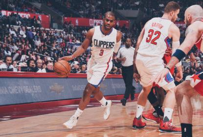 Los Angeles Clippers bate Washington Wizards em casa com recorde de pontos na temporada - The Playoffs