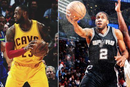 Cleveland Cavaliers vence Atlanta Hawks e bate recorde histórico de 3  pontos na NBA - The 774fcf44d56