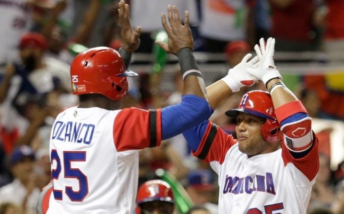 República Dominicana vence Canadá pelo WBC