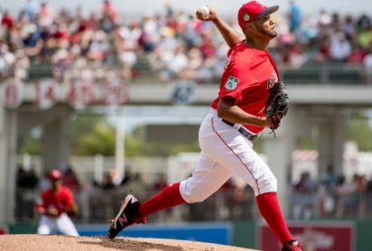 Eduardo Rodriguez evita 'arbitragem' e renova contrato com os Red Sox - The Playoffs