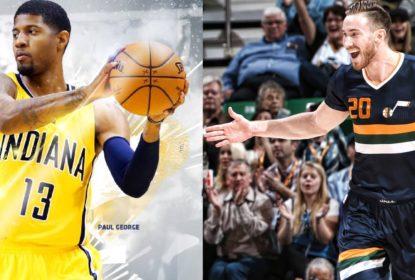Celtics estão trabalhando em plano para trazer Gordon Hayward e Paul George - The Playoffs