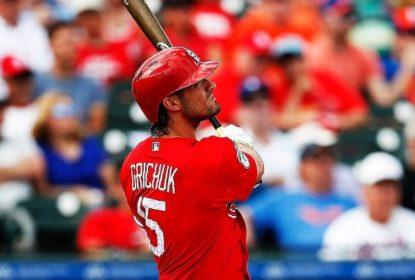 Randal Grichuk deixa os Cardinals e acerta ida para os Blue Jays - The Playoffs